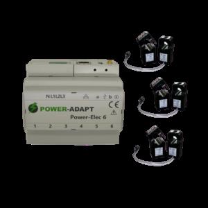 Centrale de mesure électrique – Power Adapt