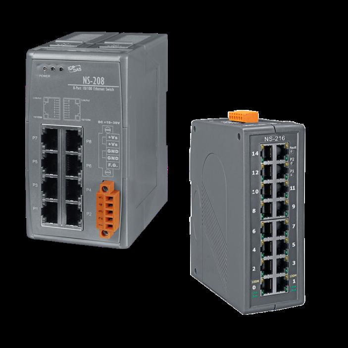 Switch ethernet ICP DAS