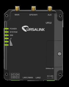 solution de connectivité 4G UR32