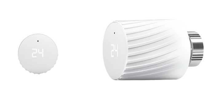 pilotage radiateur thermostatique intelligent