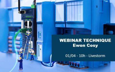 Webinar Solutions Ewon COSY
